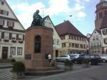 Monument to Johannes Kepler