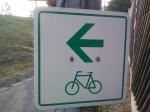 Bike Friendly Sign