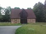 A local barn.