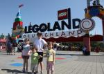 Legoland Gate with Friends
